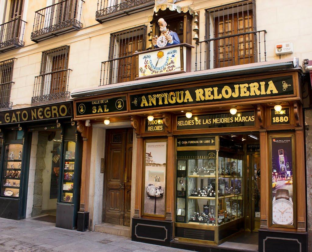 355929583822 Antigua Relojería 1880 – Establecimientos Centenarios y ...