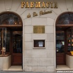 Farmacia de la paloma fachada