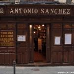 Taberna Antonio Sanchez fachada