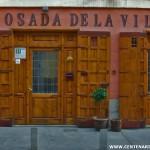 Restaurante Posada de la Villa fachada