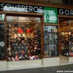 Sombreros y gorras La Favorita fachada