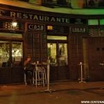 Restaurante Casa Labra fachada