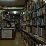 Librería Moya interior