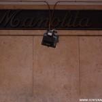 Floristeria Manolita rotulo