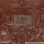 Placa Oficial de los Centenarios