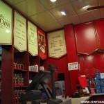 Cafes Mexicana interior