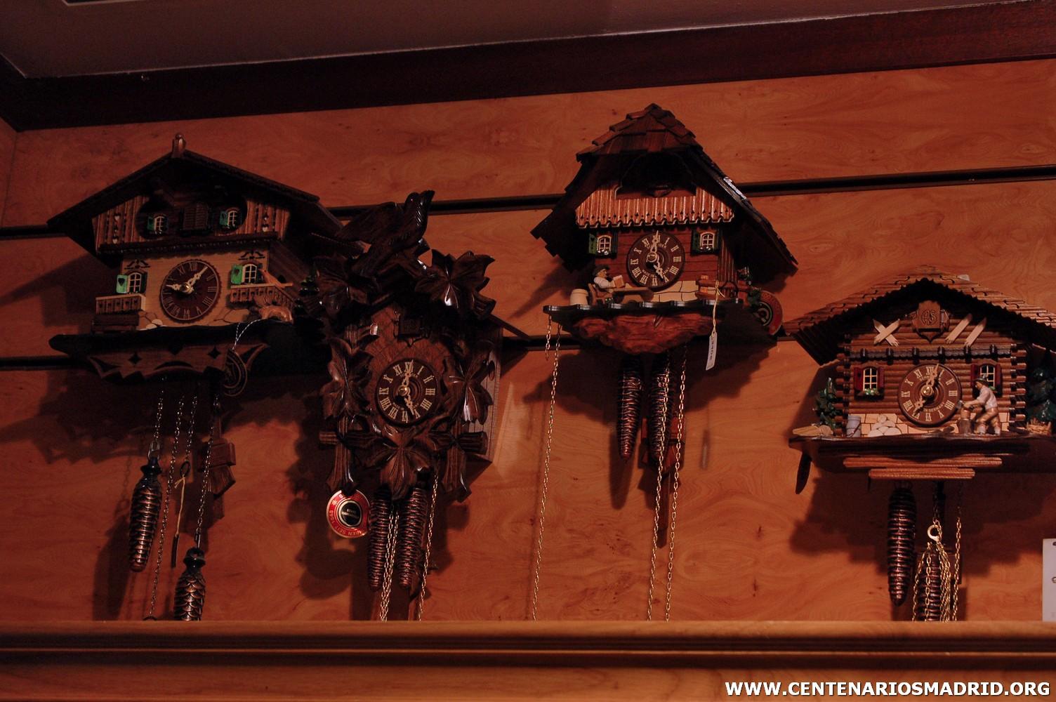 Antigua Relojeria Cucos
