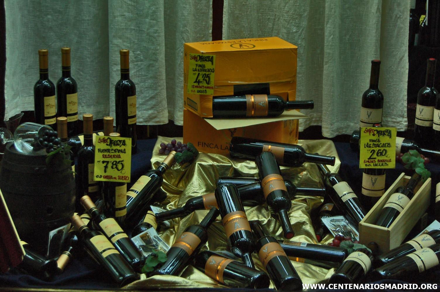 M. Madrueño vinos
