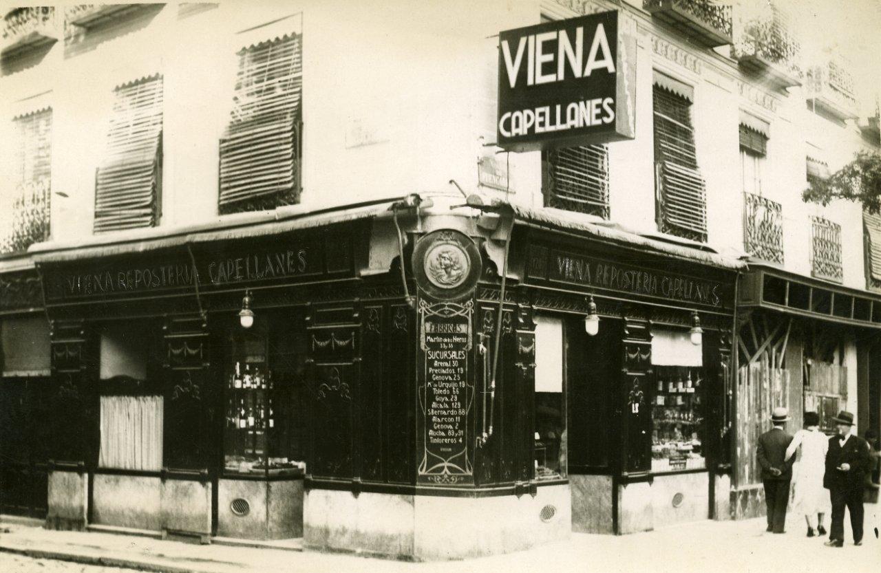Fuencarral Años 30