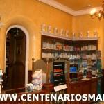 Farmacia de la Paloma Interior